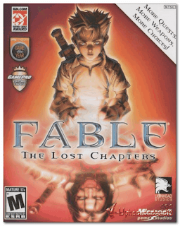 Fable The Lost Chapters Game Pc Full