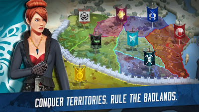 Into the Badlands: Champions مهكرة