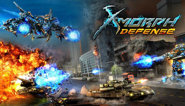 X-MORPH DEFENSE-Free Download