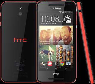 Spesifikasi HTC Desire 612