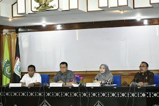 Desak PT AM Bangun Smelter dan Industri, Gubernur Zul Pimpin Rakor