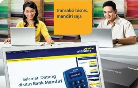 Cara Aktivasi Mandiri Internet Banking di Website Resmi