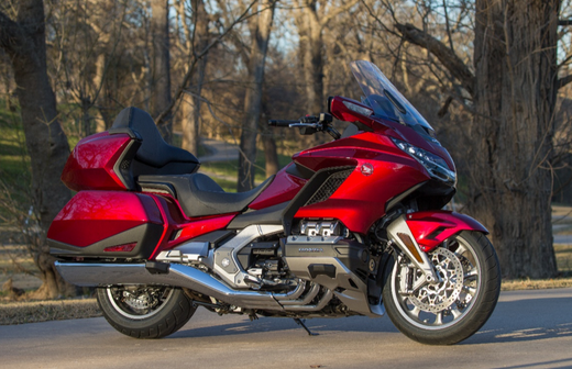 Honda Gold Wing First Ride [2018]
