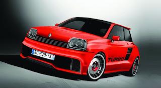 R5 Turbo restylée dans Concept Cars renault-5-turbo-test