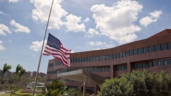 Personal diplomático de EE.UU. se retira de Venezuela
