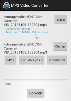 Free Download MP3 Video Converter 1.9.42 APK for Android