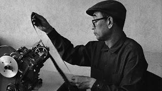 Akira Kurosawa detrás de las cámaras