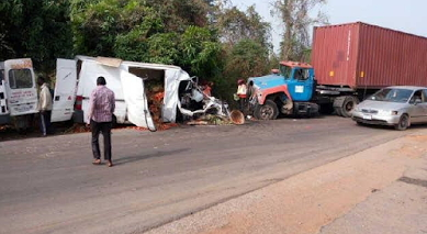 fatal accident benin asaba