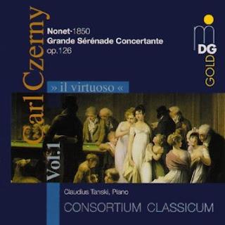 Carl Czerny - Noneto; Gran Serenata