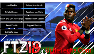 First Touch Soccer 2019 [ FTS Mod FTZ 19 ] Apk + Data Obb Download