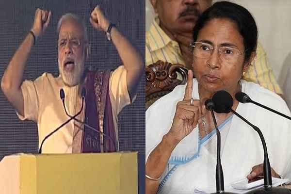 ममता बनर्जी ने औकात से ऊपर दिया बयान, बोलीं, मोदी को हटाकर इन तीनों में से किसी एक और बनाओ PM