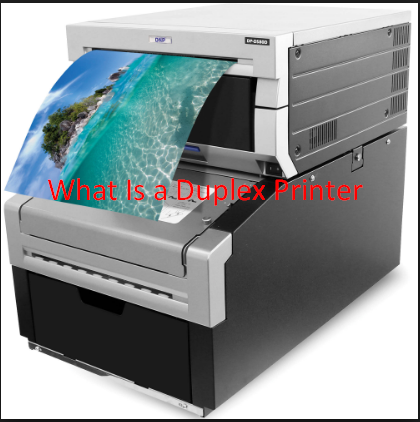 What Is a Duplex Printer