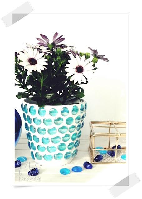 DIY, home decor, mozaika, tutorial,