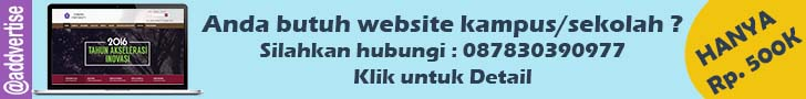 Website Kampus tobiweb.id