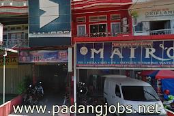 Lowongan Kerja Padang: Toko Central Adventure Mei 2018