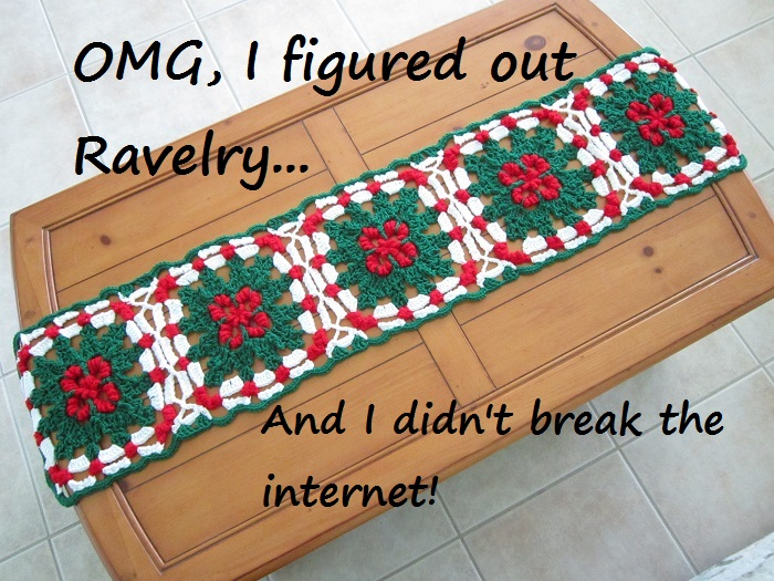 http://www.ravelry.com/patterns/library/holly-holiday-table-runner