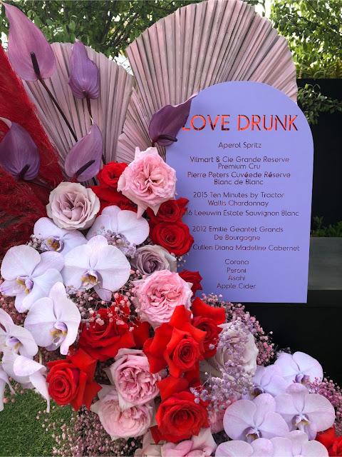 WEDDING FLORALS PERTH FLOWERS INSTALLATION
