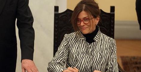 Ράνια Αντωνοπούλου: Από την καρδιά των think tank του Σόρος στο υπουργείο εργασίας!
