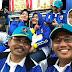 Danrem 032/Wbr dan Jajaran Korem 032/Wbr Hadiri, Pembukaan Pekan Olah Raga Provinsi Sumatra Barat ke XV