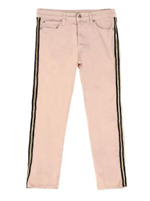 Jeans rosa marca Please