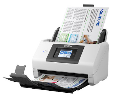 Epson WorkForce DS-780N Driver Download