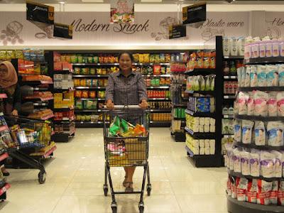 Grand Opening Hero Supermarket Lagoon Avenue Bekasi