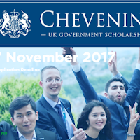 Applications for 2018/2019 Chevening Scholarships are Open Now (Fully Funded to UK)