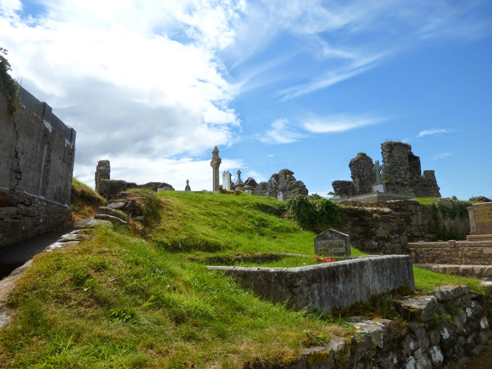 Trips With Kevin: Ireland With Children - The Gaeltacht Day 6