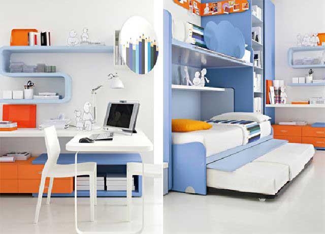 60 desain kamar tidur anak perempuan dan laki minimalis desainrumahnya com