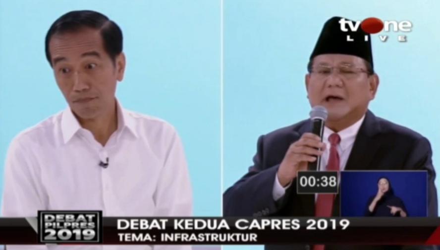 Data Jokowi soal Tanah Prabowo Bernuansa Fitnah, Berbahaya!