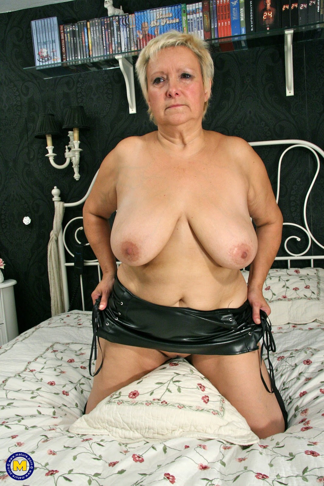 Fat Nude Old
