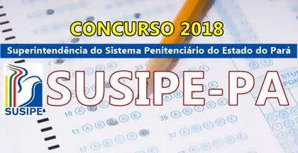 Concurso SUSIPE 2018