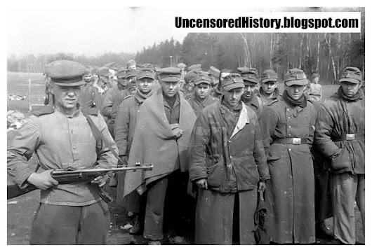 The Allies Mistreated Captured German Soldiers When WW2 Ended