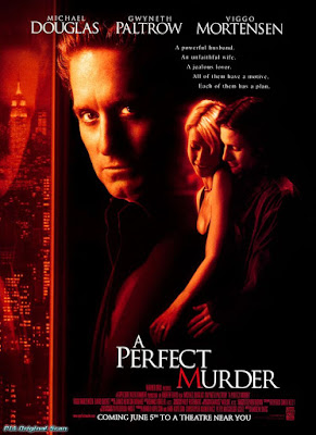 A Perfect Murder [1998] [DVD R2] [Latino]