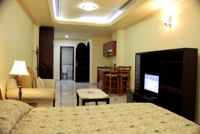 قصر الشرق للشقق الفندقية