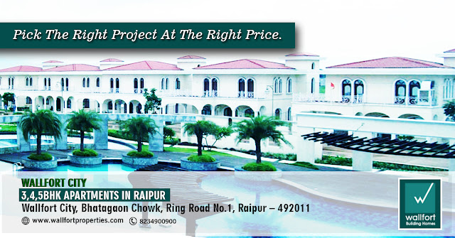 residential properties in raipur