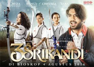Film 3 Srikandi 2016 Bluray Full Movie