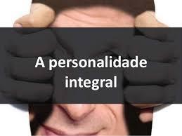 A Personalidade Integral