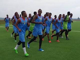 CHAN 2018: La liste finale des léopards pour le stage de préparation avec Mputu Trésor