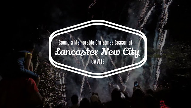 Lancaster New City Cavite Christmas events and activities