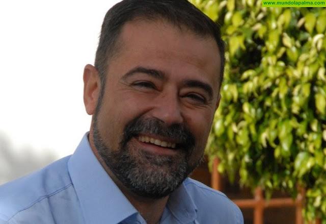 Fran Montes de Oca será presentado el próximo miércoles como candidato a la Alcaldía de Los Llanos de Aridane