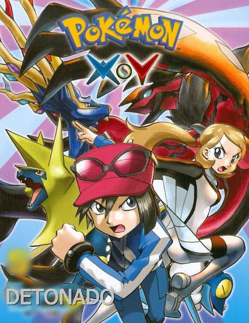 Detonado de Pokémon X -  Y
