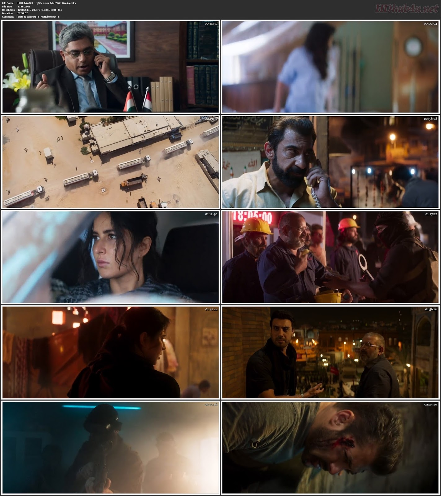 Tiger Zinda Hai 2017 Hindi Movie 480p BluRay 450MB Download