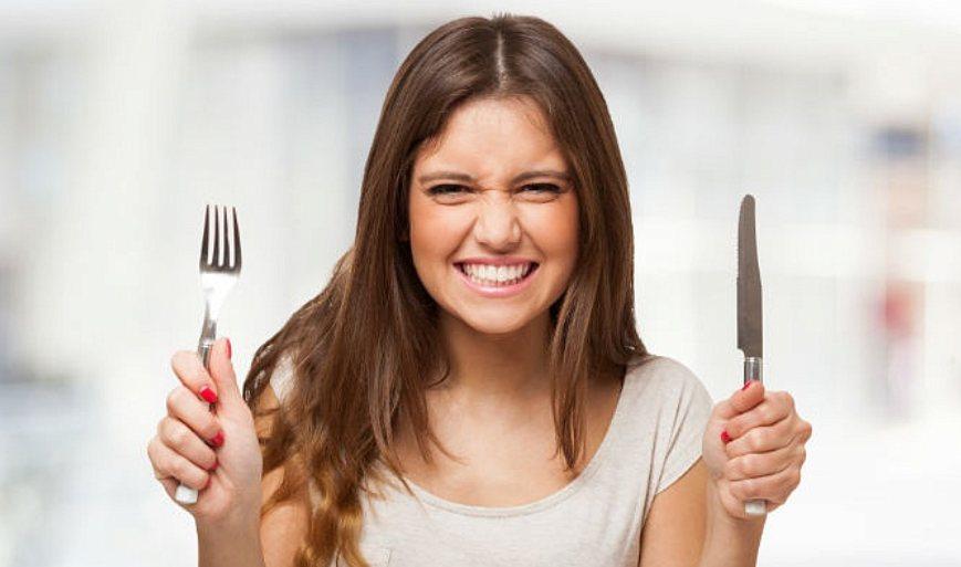 Kaip išmokti mažiau valgyti