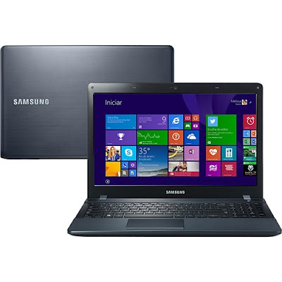 Notebook Samsung oferta
