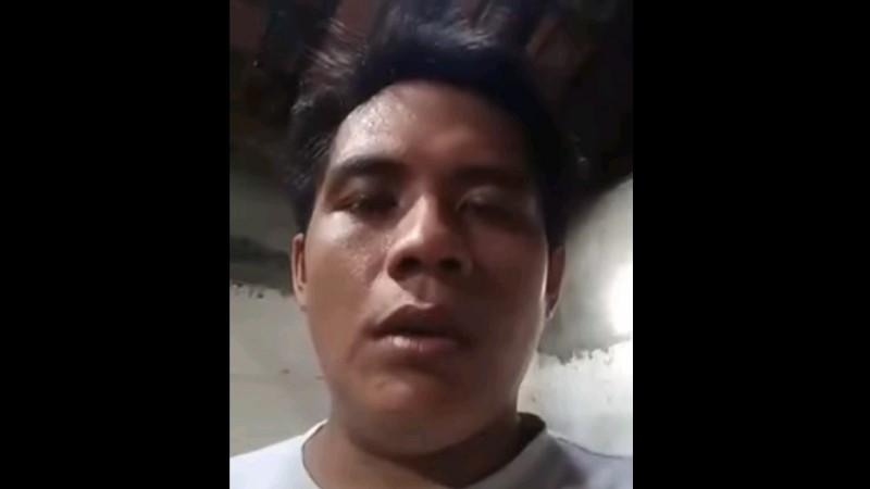 Video curhat Pahinggar Indrawan sebelum gantung diri
