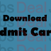 CCS University Admit Card 2018 CCSU Private/Regular/UG/PG Hall Ticket