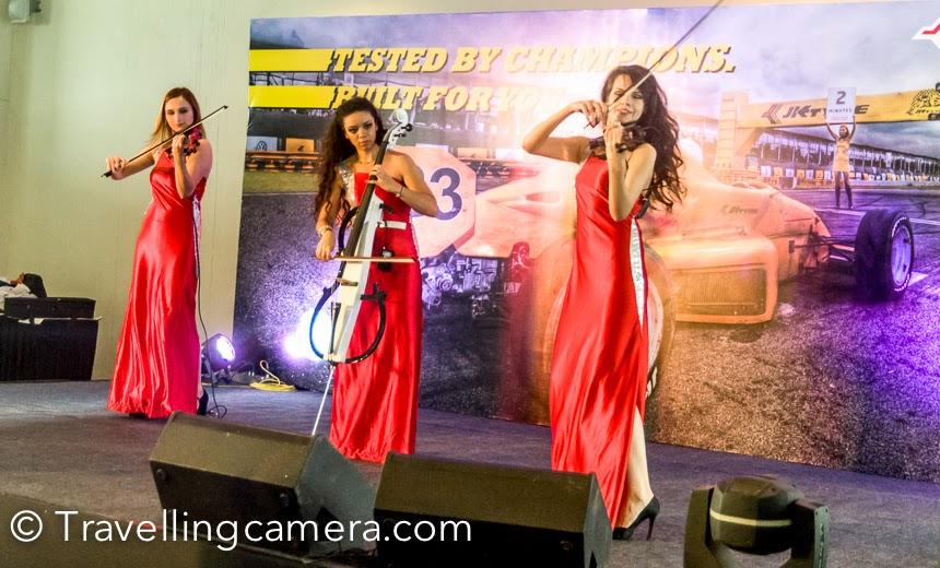 Jk Tyre Racing Championship 2014  Budd International -3238