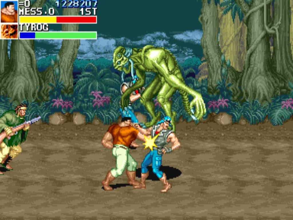 Cadillacs And Dinosaurs Full Version Game Free Download ...