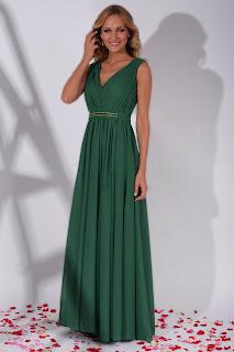 rochia-de-seara-verde-kora-2